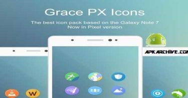 Grace Pixel UX - Icon Pack Apk