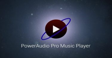 PowerAudio Pro Music Player v5.8.2 APK