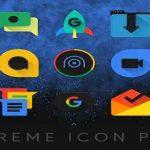 APK MANIA™ Full » Supreme Icon Pack v9.0 APK Free Download