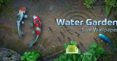 Water Garden Live Wallpaper Apk