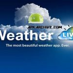 APK MANIA™ Full » Weather Live Premium v6.26 APK Free Download