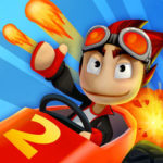 Beach Buggy Racing 2 MOD APK Free Download Unlimited Gems Coins Free Download