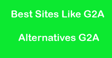 Best Sites Like G2A - Alternatives G2A [2019]
