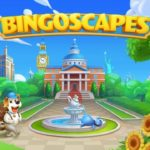 Bingo Scapes MOD APK Hack Unlimited Free [Cash & Coins] Free Download