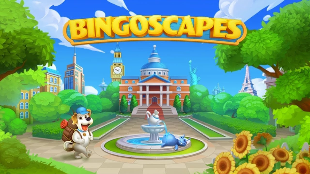 Bingo Scapes MOD APK Hack Unlimited Free [Cash & Coins] Free ... -