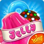 Candy Crush Jelly Saga 2.26.8 Apk MOD (Unlocked) for Android Free Download