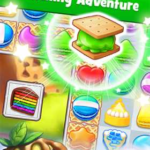 Cookie Jam 9.50.110 Apk + Mod Unlimited Live,Coins android Free Download