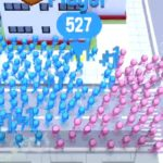 Crowd City Mod Apk Hack Unlimited [Players Time & Skins] Free Download