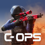 Download Critical Ops MOD APK + OBB v1.10.0.f807 (Bullets/Radar) Free Download
