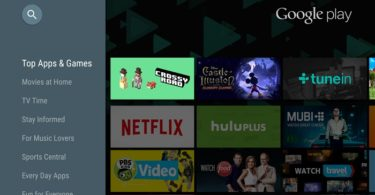 Google Play Store (Android TV) 16.7.31 Apk
