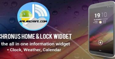 Chronus Pro: Home & Lock Widgets v8.6.3 APK