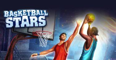 Latest Basketball Stars MOD APK Hack Unlimited [Gold & Cash]