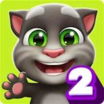 My Talking Tom 2 1.6.0.679 Apk + Mod (Money) for Android Free Download
