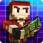 Pixel Gun 3D Pocket Edition 16.7.1 Apk + MOD (Equipment) + Data Free Download