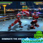 Real Steel Boxing Champions v2.2.152 (Mod Money) APK Free Download Free Download