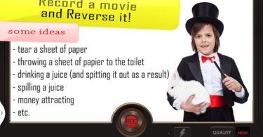 Reverse Movie FX - magic video Pro