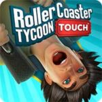 RollerCoaster Tycoon Touch 3.2.0 Apk + Mod (Money) + Data Android Free Download