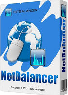 SeriousBit NetBalancer 9.13.1.2071 with Crack