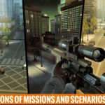 Sniper 3D Gun Shooter 3.1.3 Apk + Mod coins,Diamond Android Free Download