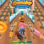 Subway Princess Runner MOD APK Hack Unlimited [Gems & Coins] Free Download