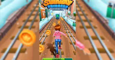 Subway Princess Runner MOD APK Hack Unlimited [Gems & Coins]