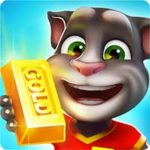 Talking Tom Gold Run 3.8.0.395 Apk + MOD (Gold Bars/Dynamite) Free Download