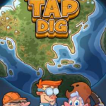 Tap Tap Dig – Idle Clicker Game 1.9.1 Apk + Mod (Unlimited Money) android Free Download