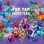 Tap Tap Monsters Evolution Clicker MOD APK Hack Unlimited [Gems Gold] Free Download