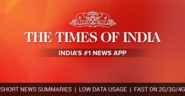The Times of India News Adfree