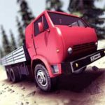 Truck Driver crazy road 2.0.08 Apk + Mod (Money) for Android Free Download