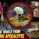 Zombie Hunter Apocalypse 3.0.7 Apk + Mod + Data android Free Download