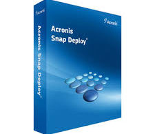 Acronis Snap Deploy 5.0.1993 with Key