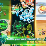 Action RPG 1.1.1 Apk + Mod android Free Download