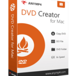 AnyMP4 DVD Creator 7.2.32 with Crack Free Download