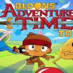 APK MANIA™ Full » Bloons Adventure Time TD v1.6.2 [Mod] APK Free Download