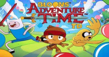 Bloons Adventure Time TD v1.1.1 Mod APK