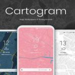 Cartogram – Map Wallpapers & Backgrounds v4.5.4 APK Download For Android Free Download