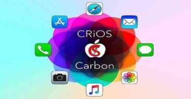 CRiOS CARBON - ICON PACK Apk