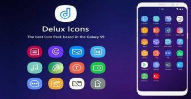 Delux - Icon Pack v2.1.4 APK