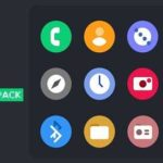 APK MANIA™ Full » OneUI Circle Icon Pack – S10 v1.8 APK Free Download