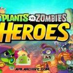 APK MANIA™ Full » Plants vs. Zombies™ Heroes v1.34.5 MOD APK Free Download