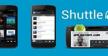 Shuttle+ Music Player v1.6.7 APK
