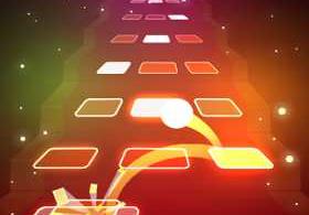 Beat Hopper: Ball Bouncing Music Game