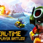 Battle Bay 4.6.22540 Apk + Mod (No skill cool down) + Data android Free Download