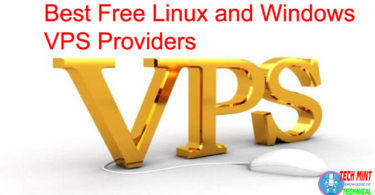 Best Free Linux and Windows VPS Providers 2019