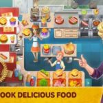 Best Tasty Restaurant & Cafe Game 1.17.0 Apk + Mod (Unlimited Money) + Data android Free Download