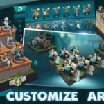 Brave Conquest 1.4.1 Apk + Data android Free Download