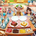 Cooking City-chef' s crazy cooking game 1.30.3973 Apk + Mod (Unlimited Money) android Free Download
