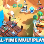 Crash of Cars 1.3.40 Apk + Mod Coins Gems + Data android Free Download