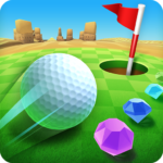 Download Mini Golf King MOD APK v3.23.5 (Powershot/Guideline) for Android Free Download